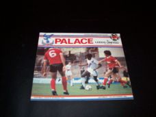Crystal Palace v Leeds United, 1982/83